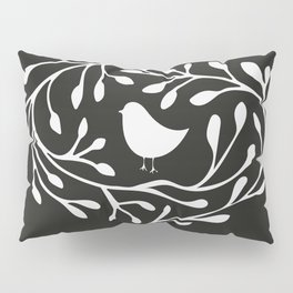 BRANCH BIRD Pillow Sham