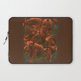 Kingdom Animalia Laptop Sleeve