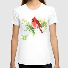 Cardinal Bird T-shirt