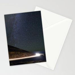 Night Traveler Stationery Cards