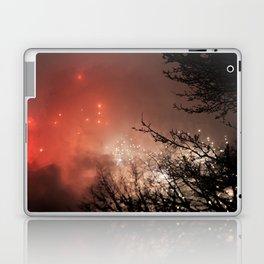 Glowing sky Laptop & iPad Skin