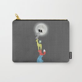 Conquering The Moon - colorful Carry-All Pouch
