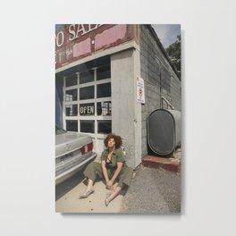 Alexis Union City 3 Metal Print