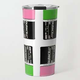 pastel pattern 3 Travel Mug