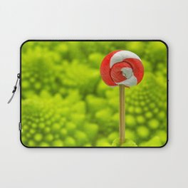 Romanesco Lollipop Laptop Sleeve