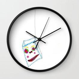 punching bag Wall Clock
