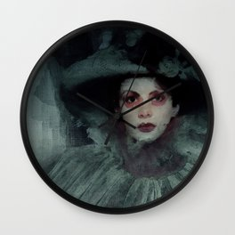 Revenant Shade Wall Clock