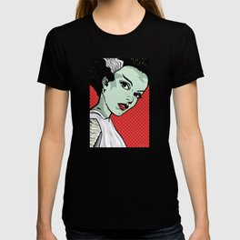 The Bride of Lichtenstein T-shirt