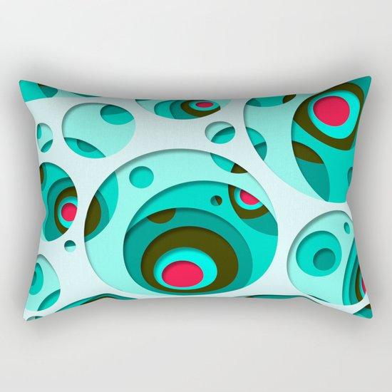 INTERAREA #10 Rectangular Pillow