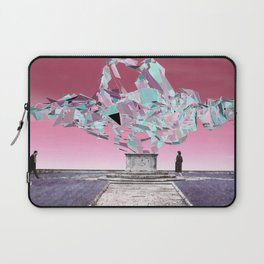throw roses into the abyss Laptop Sleeve