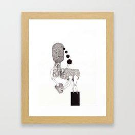 Bestowal Framed Art Print