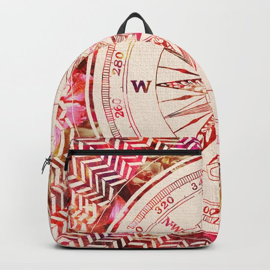 Follow Your Own Path II Backpack