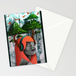 The Sound of Nature Stationery Cards