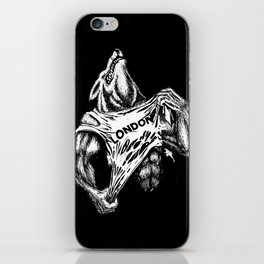 American Werewolf in London iPhone Skin