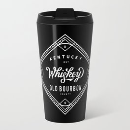 Old Bourbon Whiskey Travel Mug