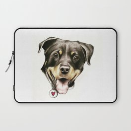Rotti Love Laptop Sleeve