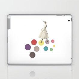 Bird Lady Laptop & iPad Skin