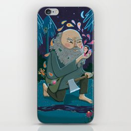 Giant & Fairies iPhone Skin