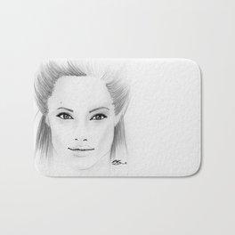 Angelina Jolie Bath Mat