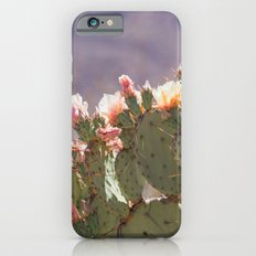 Prickly Pear Blooms I iPhone 6s Slim Case