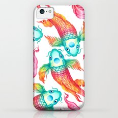 Rainbow Koi Fish Slim Case iPhone 5c