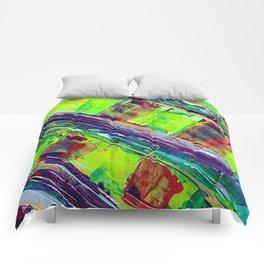 Glass Bridge Comforters
