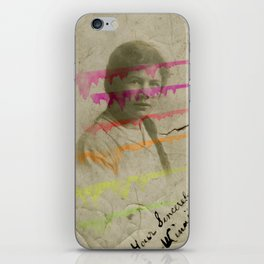 Sincerely iPhone Skin