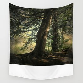 Forest Wakening. Wall Tapestry