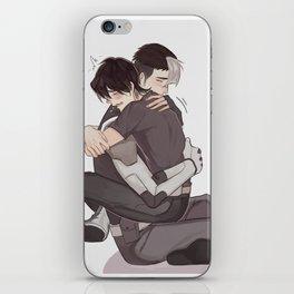 SHIRO!! iPhone Skin