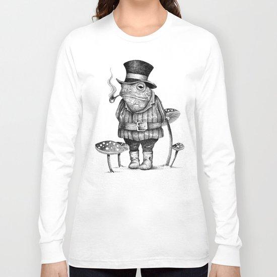 MISTER FROG Long Sleeve T-shirt