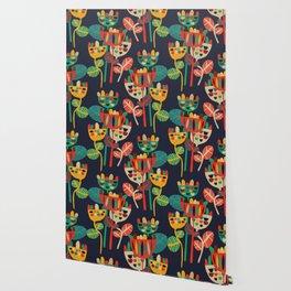 Wild Flowers Wallpaper