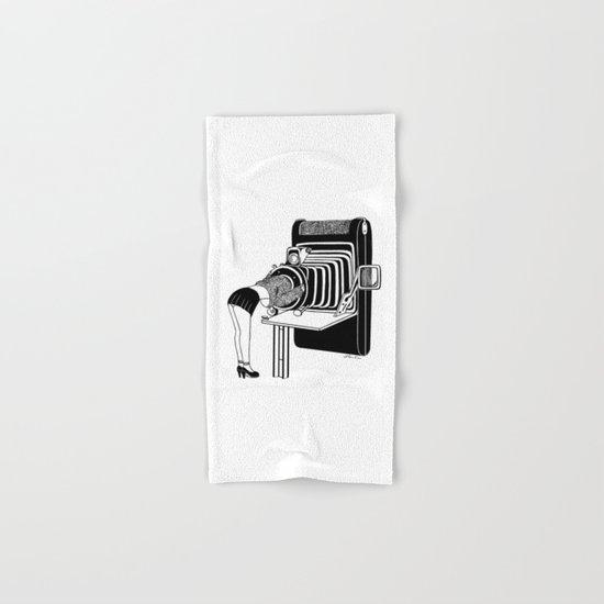 Selfie Hand & Bath Towel