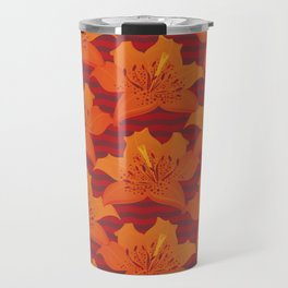 Tiger Lily Travel Mug
