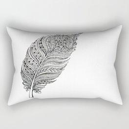 Princess feather Rectangular Pillow