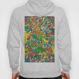 Tiny world Hoody