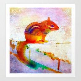 Color IX Art Print