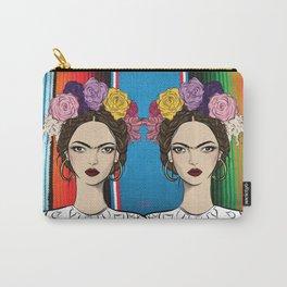 Viva la Frida Carry-All Pouch