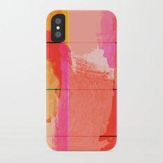 Energy iPhone X Slim Case