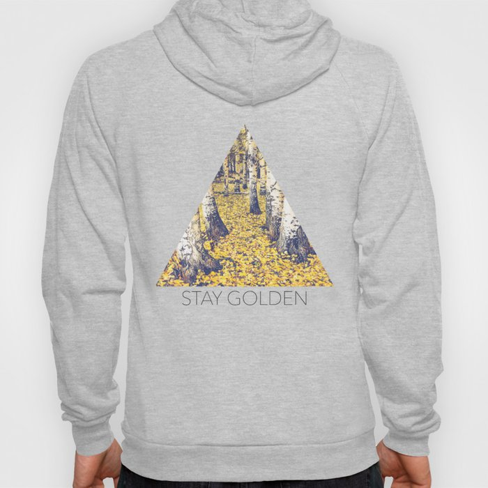 Golden Floor Hoody