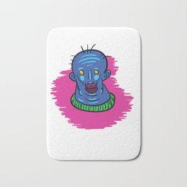 Blue Man Berry Bath Mat