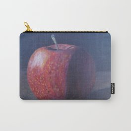 Apple in photo realism Carry-All Pouch