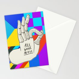 All good, mate Stationery Cards
