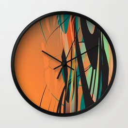 8418 Wall Clock