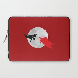 BAT VS SUP Laptop Sleeve