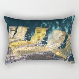 Lounge #1 Rectangular Pillow