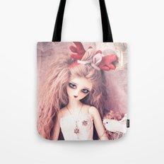 Viridian's Christmas Tote Bag