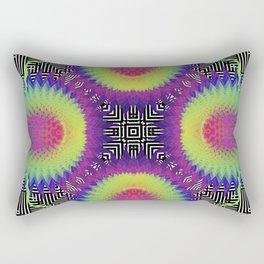 Hybridized Rectangular Pillow