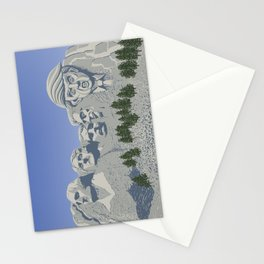 The New Kid on the Rock Stationery Cards