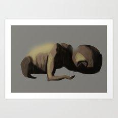 baby Art Print