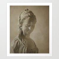 goddess Art Prints featuring Goddess by Mary Kilbreath